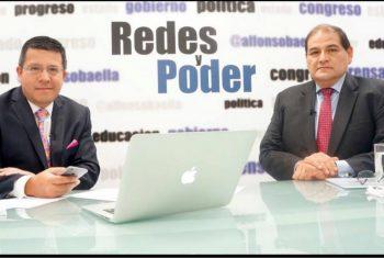 Redes y Poder (Wilax TV) invita a Ivan Hidalgo