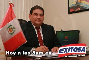 Iván Hidalgo rechaza críticas de Ollanta Humala
