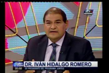 Ivan Hidalgo Romero en Redes y Poder
