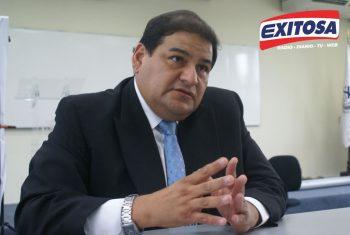 Entrevista a Iván Hidalgo Romero, exviceministro de Desarrollo Social (Exitosa TV)